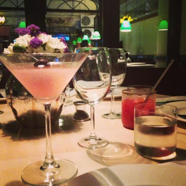 yeni lokanta – kokteyl