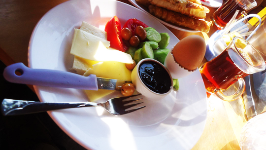 Bozcaada Kahvaltı