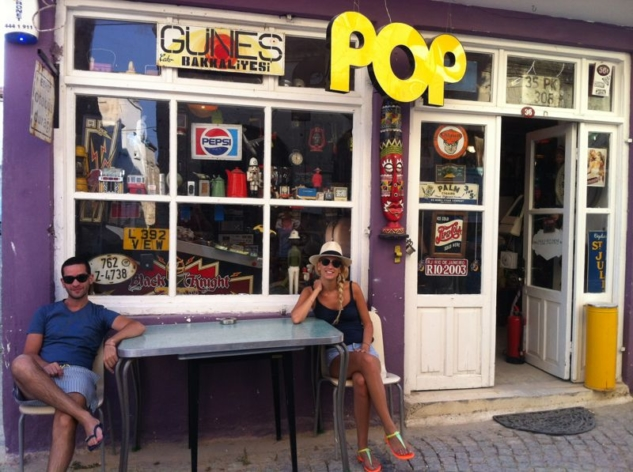 Pop – Hacımemiş Alaçatı