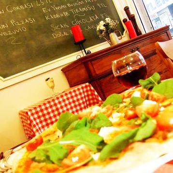 Pizano Pizzeria: Ortaköy'ün Sempatik İtalyanı