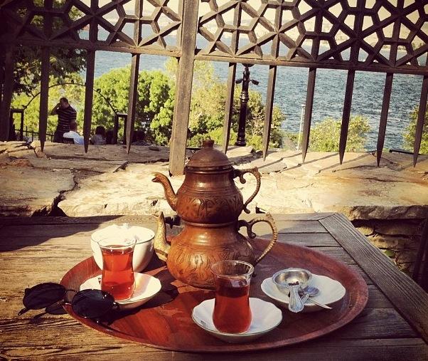Semaverde Çay – Gülhane Parkı