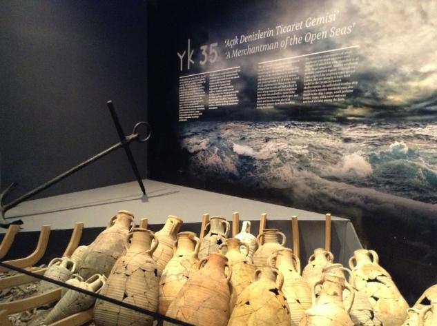 arkeoloji müzesi – yenikapı'nın batıkları