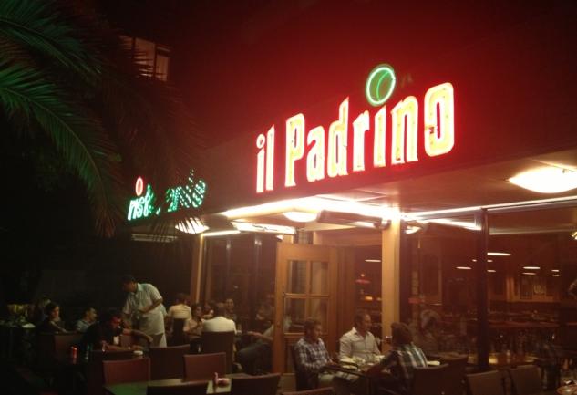 Caddebostan'da Gerçek İtalyan Mutfağı - Ristorante il Padrino