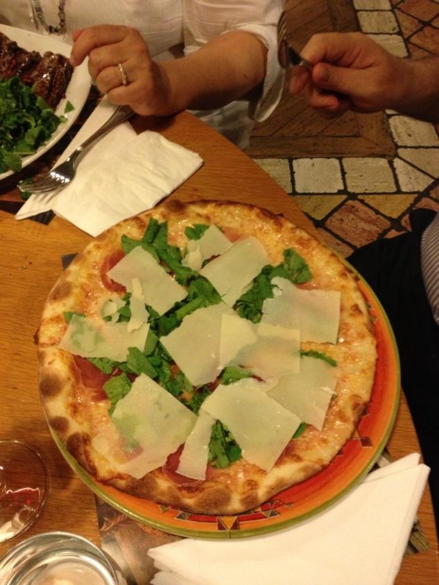 il Padrino Pizza