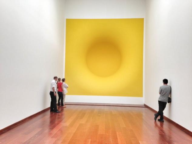 Sarı – Anish Kapoor