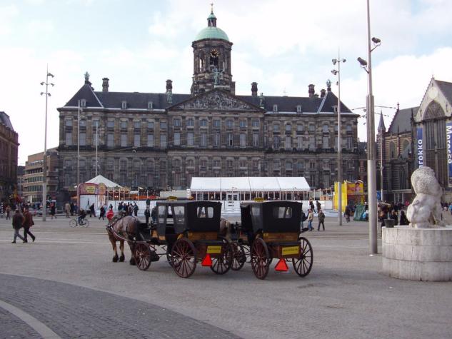 amsterdam – dam square