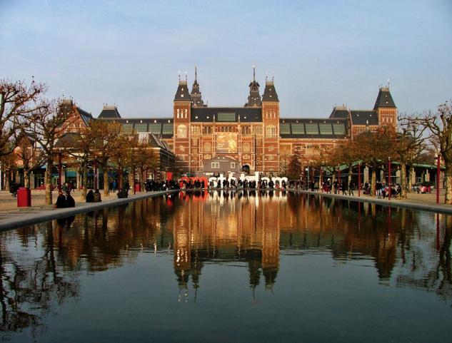 amsterdam – risjksmuseum
