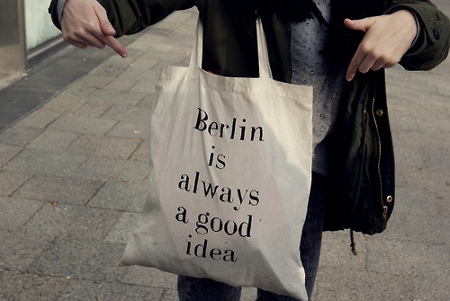 berlin is always a good idea