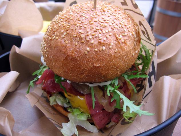 cadde – burger house