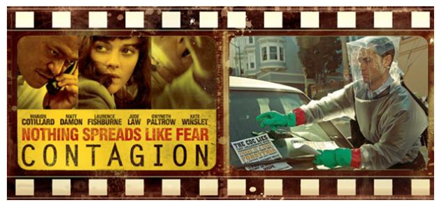 sosyal çağın filmleri – contagion