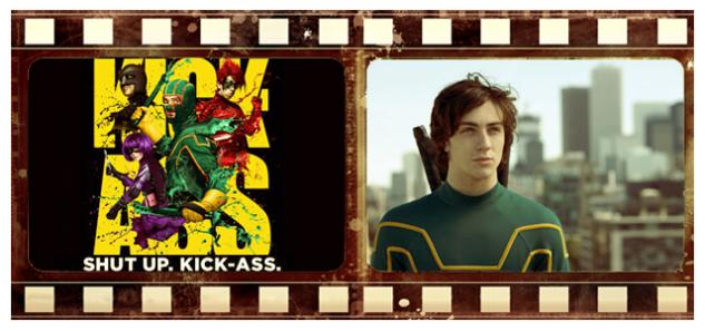 sosyal çağın filmleri – kick-ass