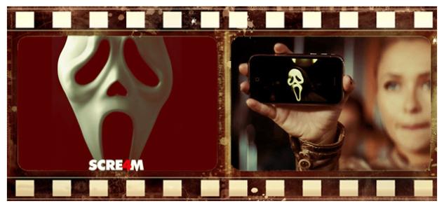sosyal çağın filmleri – scream 4