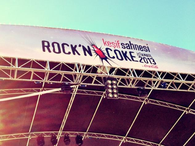 rock'n coke keşif sahnesi