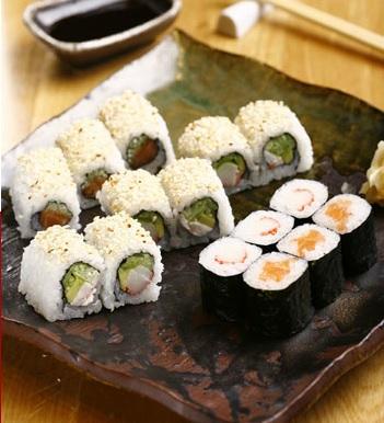 cadde – sushi