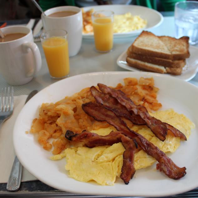 new york – kahvaltı – kellogg's diner