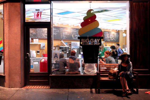 new york – big gay ice cream shop