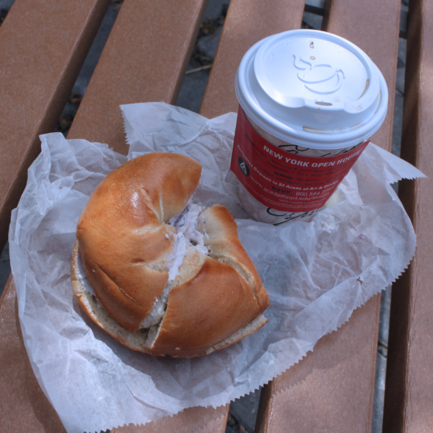 new york – kahvaltı – bagelsmith