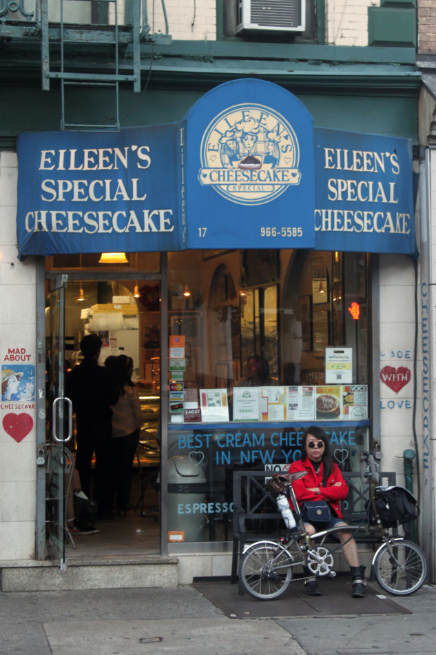 new york – eileen's special cheesecake