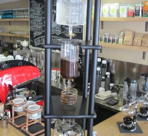 Drip Coffeeist: Şaşkınbakkal'ın Kahve Uzmanı