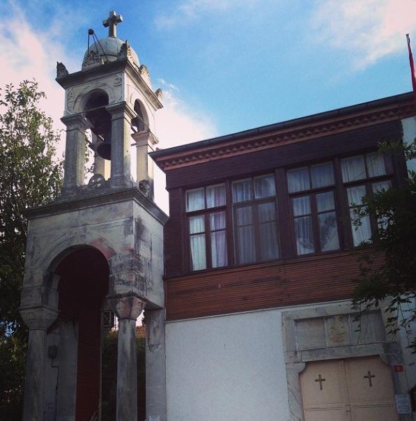 Aya Yorgi Kilisesi – Büyükada