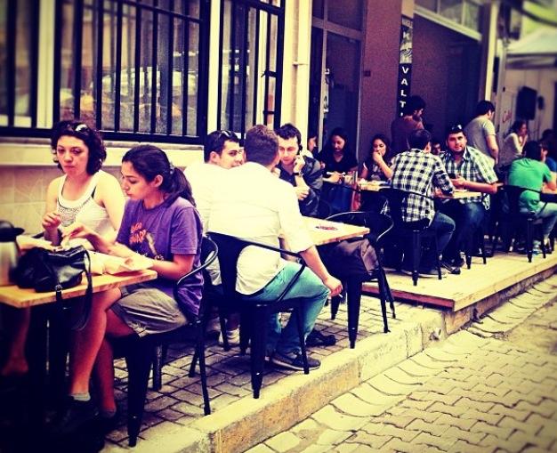 Kahvaltıcılar Sokağı Beşiktaş