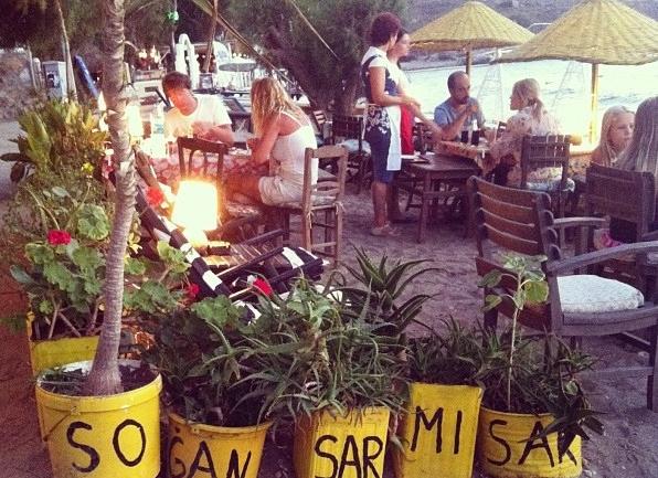 Soğan Sarmısak, Gümüşlük: Bodrum'da Ruhu Olan Bir Restoran