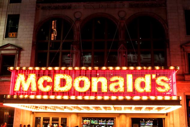 new york – mcdonald's