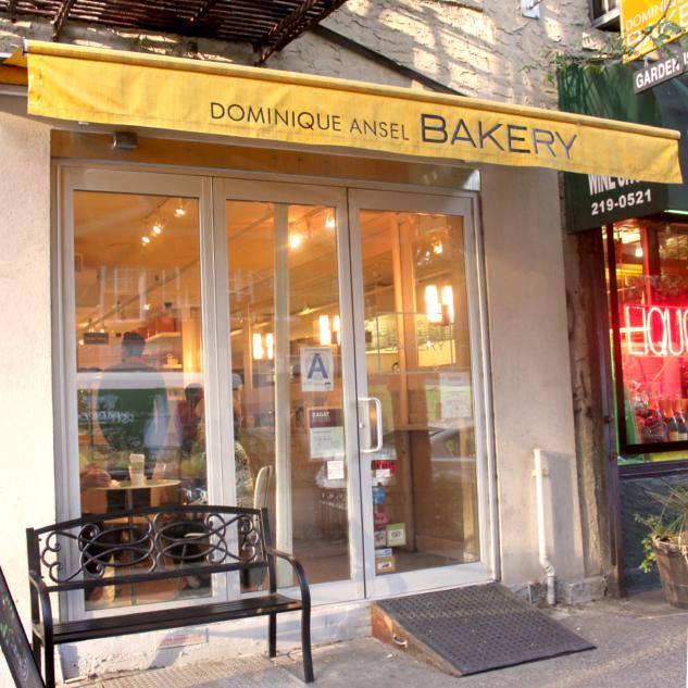 new york – dominique ansel bakery