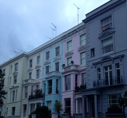 londra – notting hill