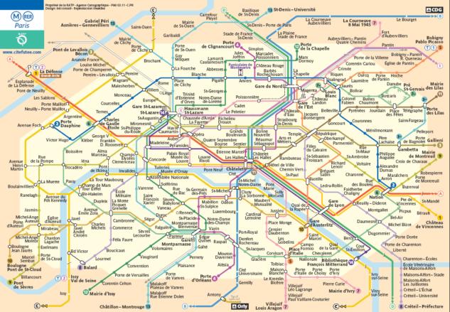 paris – metro