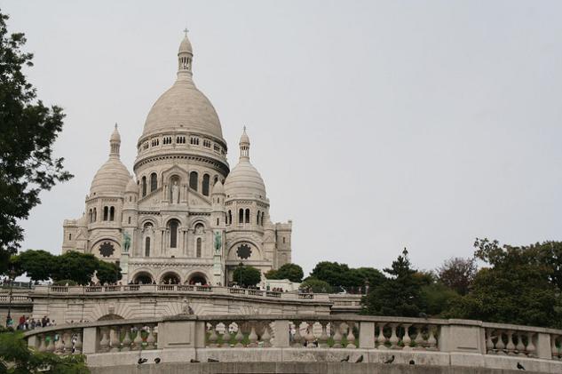 paris – sacre coeur