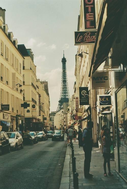 paris – sokaklar
