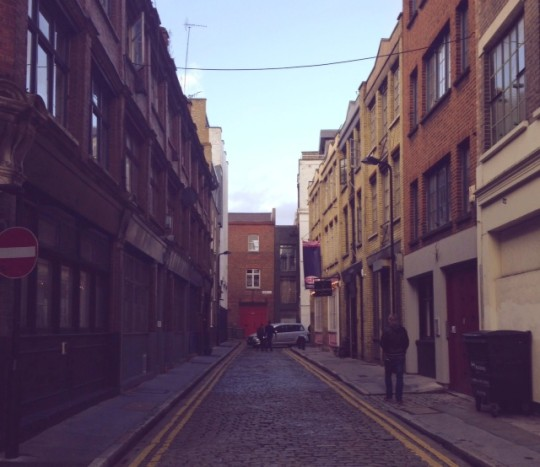 londra – shoreditch