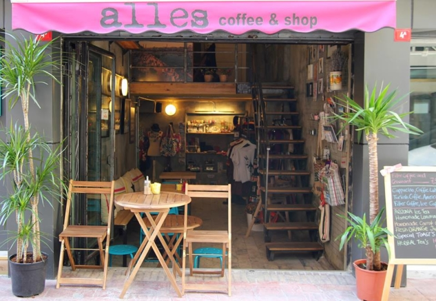 Alles Coffee & Shop Karaköy