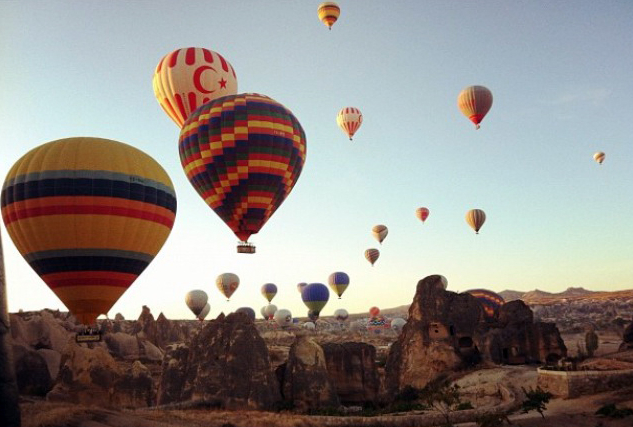 İki Günde Her Yönüyle Kapadokya