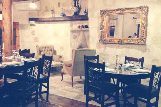 Seten Restoran Kapadokya