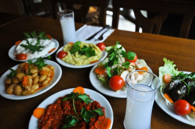 Tarihi Cumhuriyet Meyhanesi Restaurant