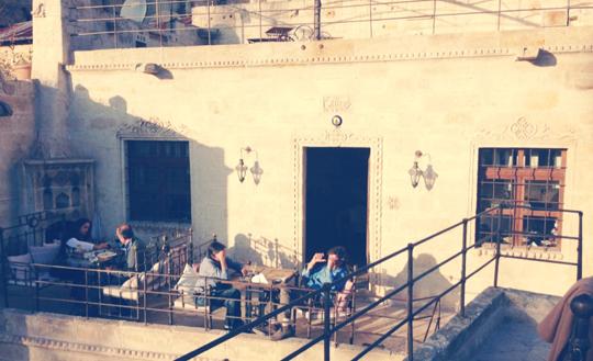 Ziggi Cafe Kapadokya