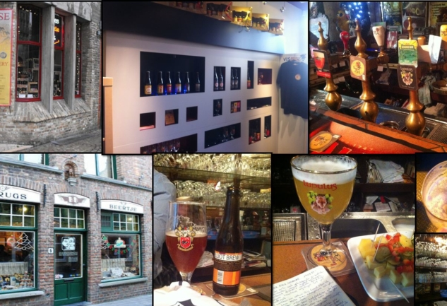 Belçika Bira Turu Vol.2: Brugge'de Struise ve 't Brugs Beertje