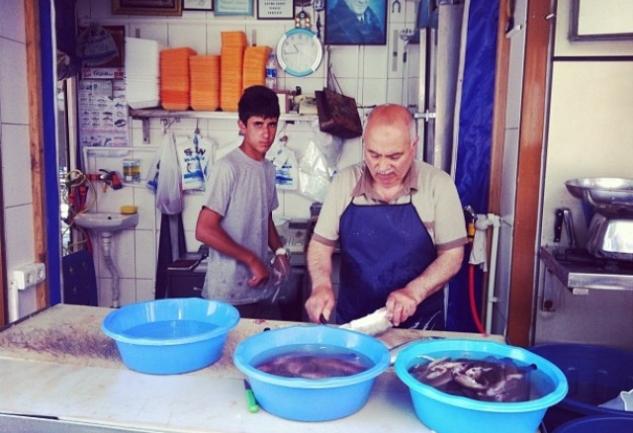 Balık Yeme Kültürü ve Çimentepe Restoran Üzerine...