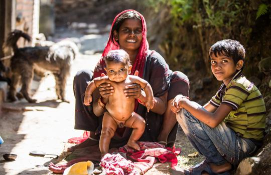 Dünyanın Çatısı'ndan Renkler: Nepal Fotoğrafları
