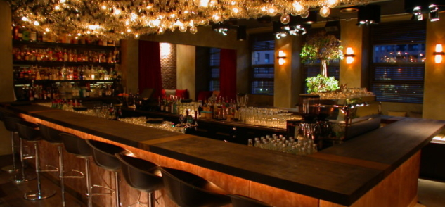 circle lounge bar