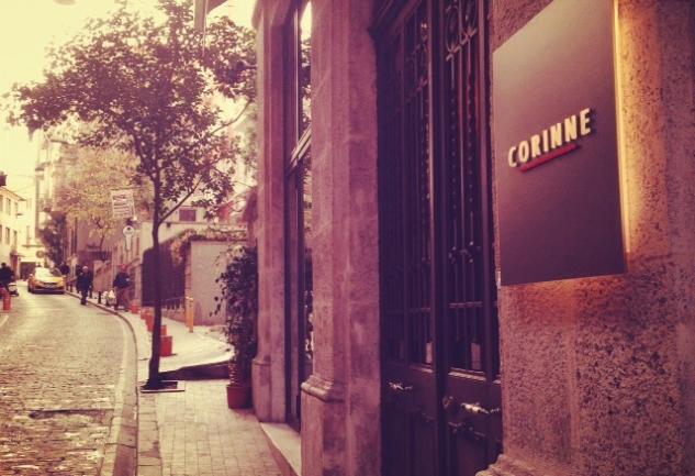 Bohem Ruha Modern Dokunuş: Corinne Hotel & Brasserie