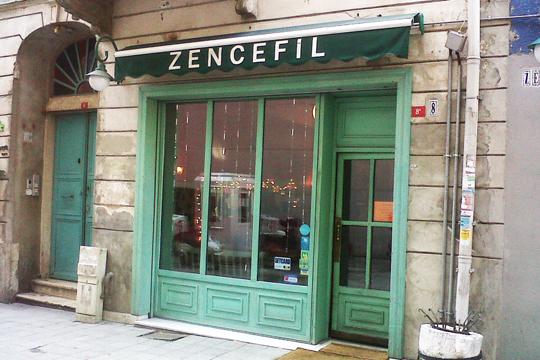 Zencefil Cafe