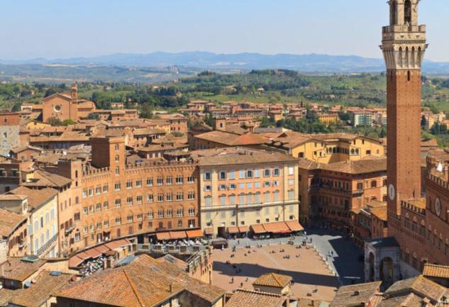 Siena: İtalya'nın Masal Şehrinden Gezi Notları