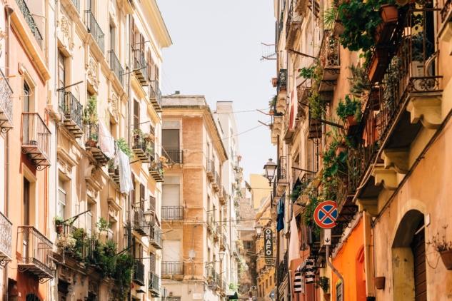 Cagliari, Sardinya