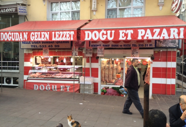 İstanbul'da Alternatif Rotalar: Fatih At Pazarı Top 5