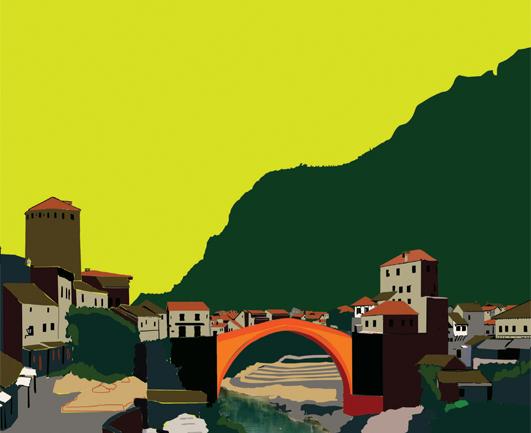Mostari: Bir Köprü Bekçisinin Günlüğü
