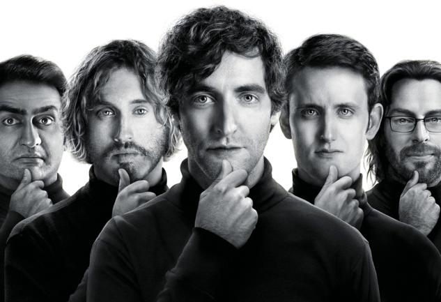 Social Network + Entourage = Silicon Valley