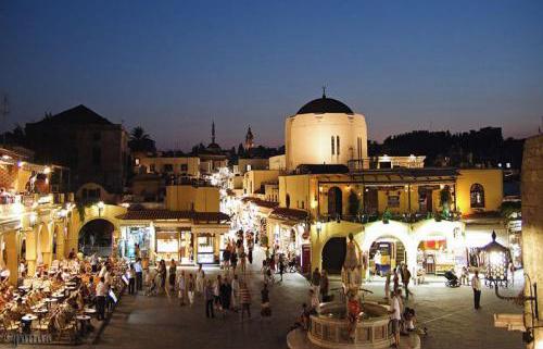 Rodos: Görülmesi Gereken Bir Ortaçağ Kenti